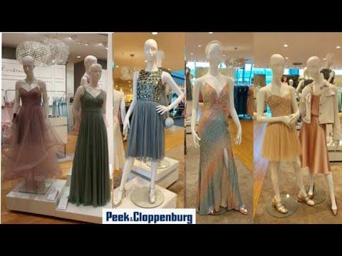 Peek & Cloppenburg Women's Party Dresses New Collection / July 2021