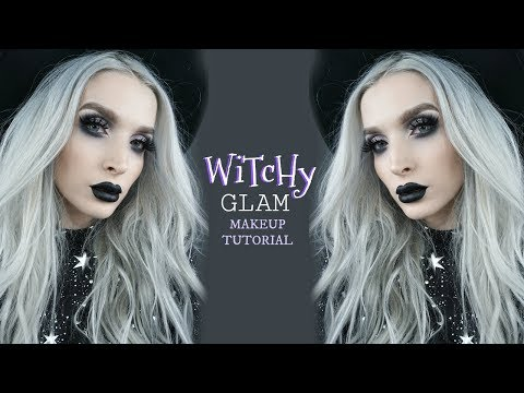 Witchy Glam | NYE Makeup Tutorial