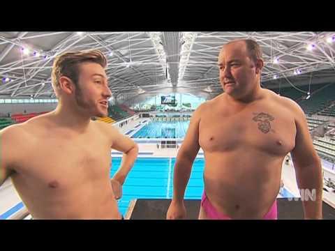 Piggy's PB's: 10 Metre Dive | NRL Footy Show | Ep9 27-04-2016