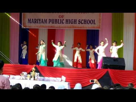 Mariyam public high school annual function 2016