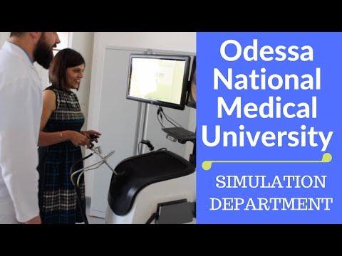 Simulation Department of Odessa National Medical University