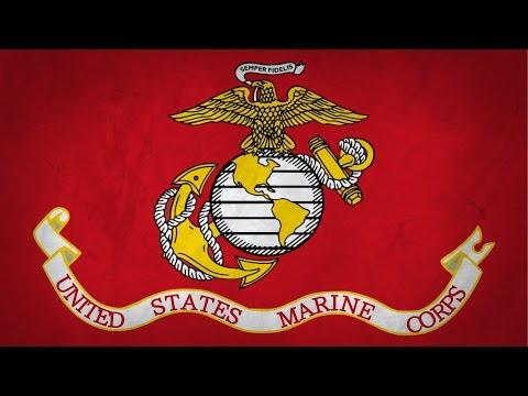 """United States of America (1776-) Military hymn """"Marines' Hymn"""" (1867)"""
