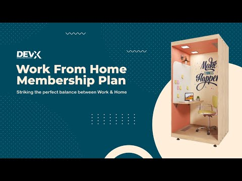 DevX WFH Membership Plan