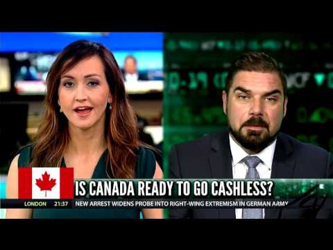 Is Canada Going Cashless, and are you ready?  YouTube