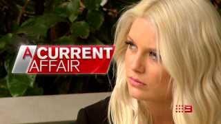 A CURRENT AFFAIR - Tonight - Sarah's Story