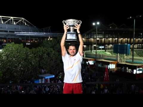 Stanislas Wawrinka - The Man 2014