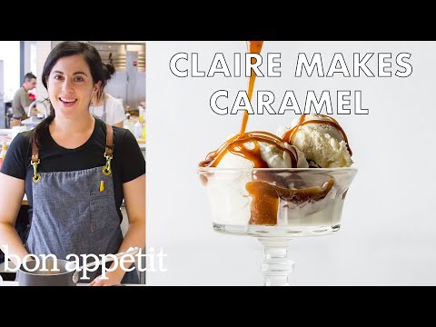 The Key to the Smoothest, Easiest Caramel Ever Is Cream of Tartar