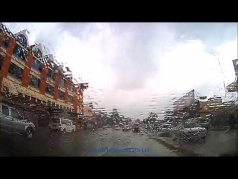 Kampala Drive - Rainwater Modeling