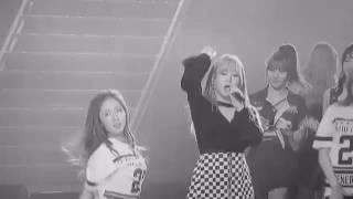 160807 [JYPNation] Jimin rapping Bang Bang by Jessie J