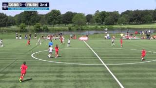 Live: 2015 USYouthSoccer Presidents Cup - U16 Girls Final - 10:00am - F4 - Crossfire vs. MO Rush NM