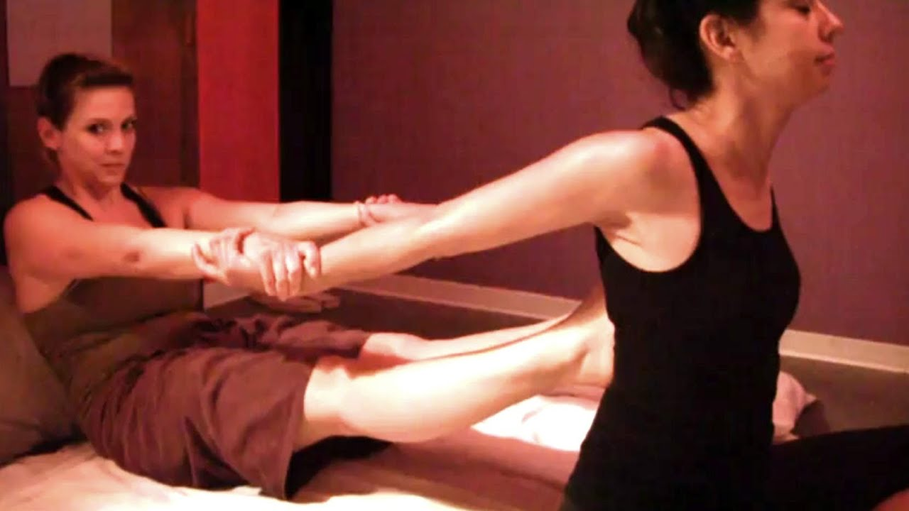 thai shemale thai massage body 2 body