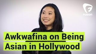 Proud to Be a Dope Asian W/ Awkwafina