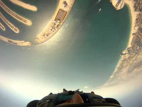 skydive dubai cutaway