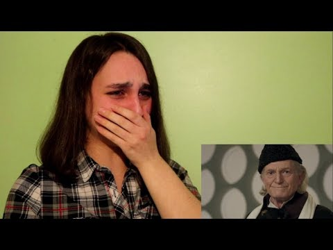 """Doctor Who """"An Adventure in Space and Time"""" Reaction"""