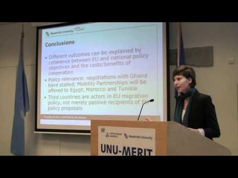 The role of third countries in EU migration policy