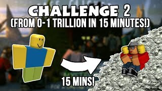 [Roblox] Case Clicker: CHALLENGE 2 (FROM 0 - 1 Trillion in 15 minutes)