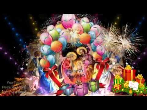 Merry Christmas Jesus.Happy Birthday Jesus Merry Christmas Wishes Greetings Wallpapers Christmas Music Whatsapp Video