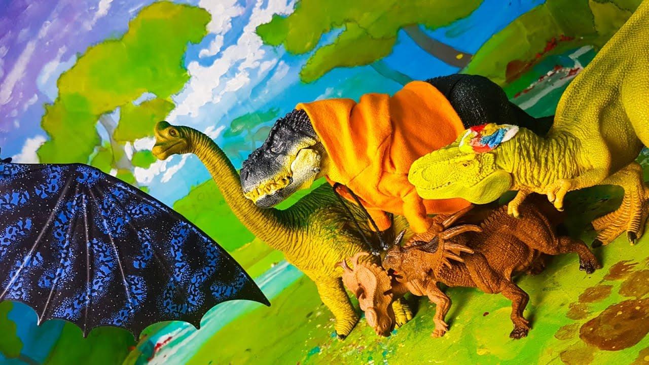 Un pericolo volante 🐉 Parte 1 [Dinosauri 🦖🔍 Detective]