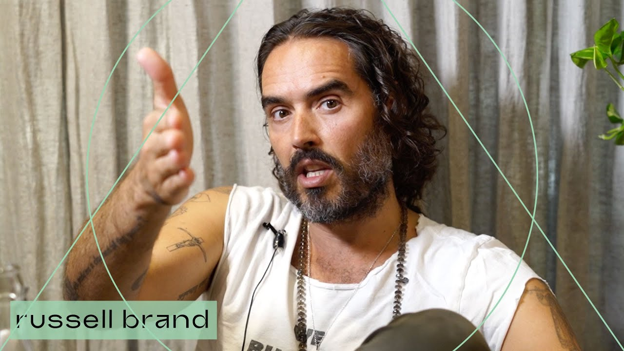Are Tech Giants making us all into Users? | Russell Brand