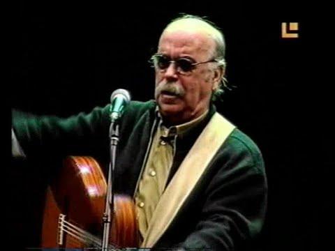 Jose Antonio Labordeta - Canto a la libertad en directo
