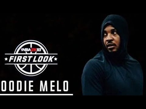 NBA 2K18 Carmelo Anthony Rating! Hoodie Melo Rating!