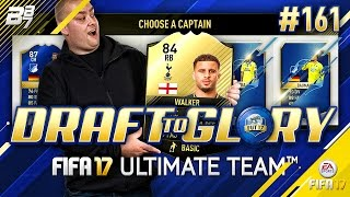 DRAFT TO GLORY! TWICE IN A ROW?!! #161 | FIFA 17 ULTIMATE TEAM