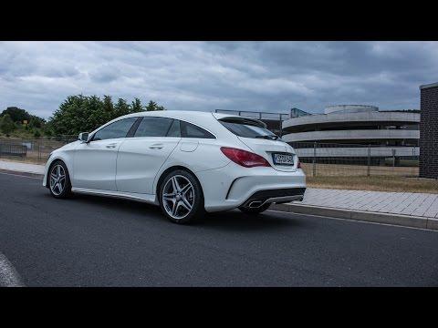 Im Test: Mercedes-Benz CLA 200 Shooting Brake - The ProbefahrtBlog