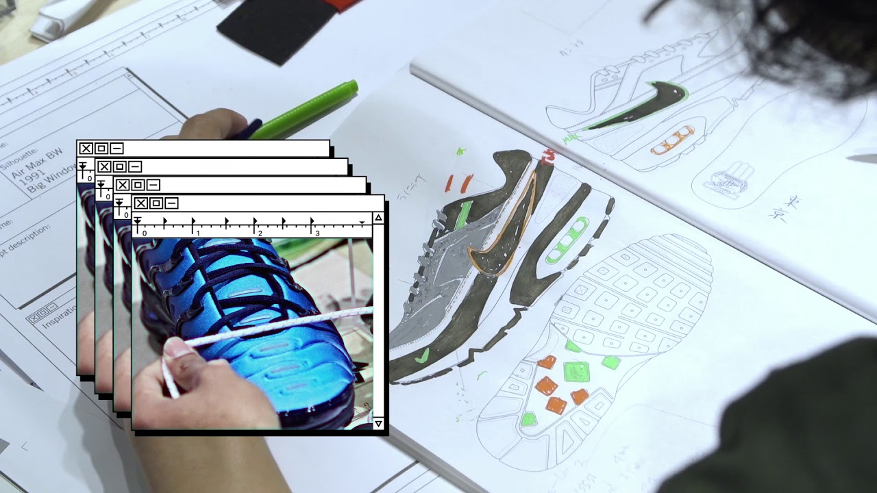 Grazia De Sa Concours Un Air À Max Nike Paris Design Organise nk80OPw