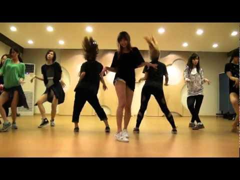 G.NA - '2HOT' (Choreography Practice Ver.)