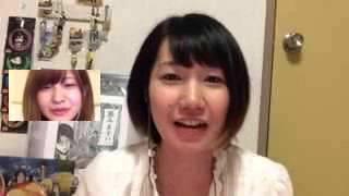 2014/08/23(土) 0:08- 初コラボキャス。ゆずポンと!