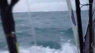 Streaker 545 tournament offshore at Portland, Victoria