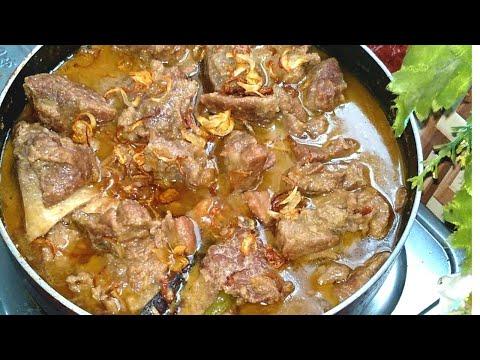 ржЧрж░рзБрж░ ржорж╛ржВрж╕рзЗрж░ ржХрзЛрж░ржорж╛ /рж╕рж╛ржжрж╛ ржорж╛ржВрж╕ рж░рж╛ржирзНржирж╛ рж░рзЗрж╕рж┐ржкрж┐ |  Best Beef Kurma In Bangla Recipe |