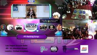 IPF Ranking Songs UK- International Pump It Up Festival IPF 2014
