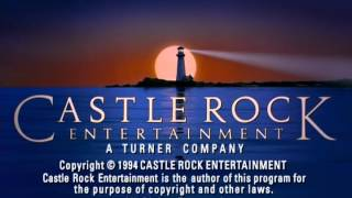 West-Shapiro / Castle Rock Entertainment / Sony Pictures Television logos (1994) [True HQ]