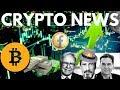 Facebook Crypto, Warren Buffet on Bitcoin, Craig Wright Court Order, John McAfee's New Game