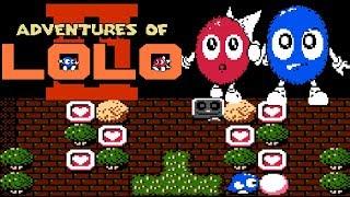 Adventures of Lolo II (FC)