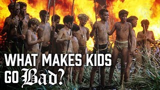 What makes kids go BAD?  - Prison Talk 12.2