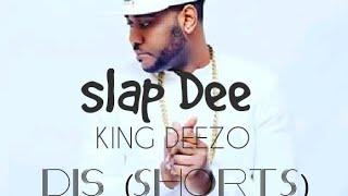 DIS by  SLAP DEE KING DEEZO ~  DISES ( KING ILLEST - MACKY2 - CHELA TUKUTA - CHEF 187 )