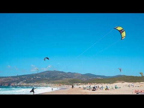 camping guincho - cascais, portugal - youtube