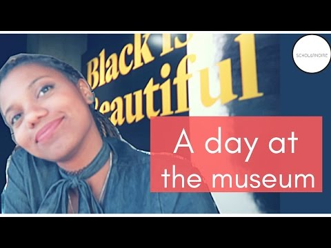 A DAY AT THE NATIONAL MUSEUM OF AFRICAN AMERICAN HISTORY & CULTURE | SCHOLAR NOIRE