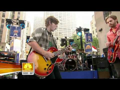Kings of Leon - Notion - The Today Show