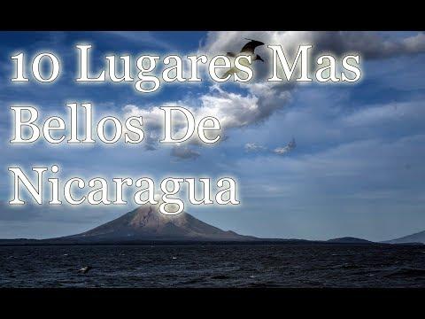 10 Lugares Mas Bellos De Nicaragua