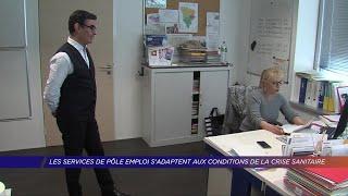 Yvelines | Les services de Pôle emploi s'adaptent au contexte de la crise sanitaire