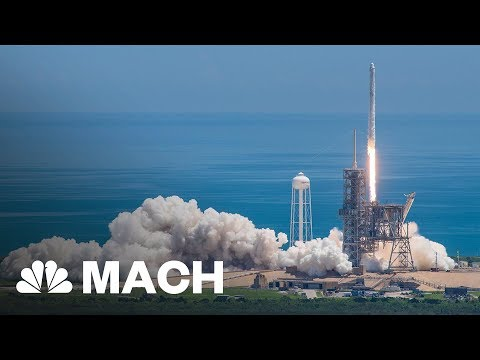 SpaceX Just Sent a Supercomputer to the International Space Station | Mach | NBC News