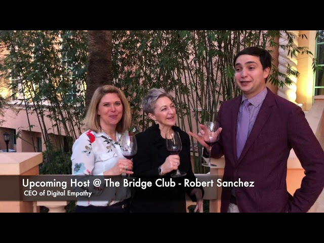 Robert Sanchez and The Bridge Club