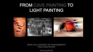 History of Photography: Intro - Video Series of 20th Century Photography