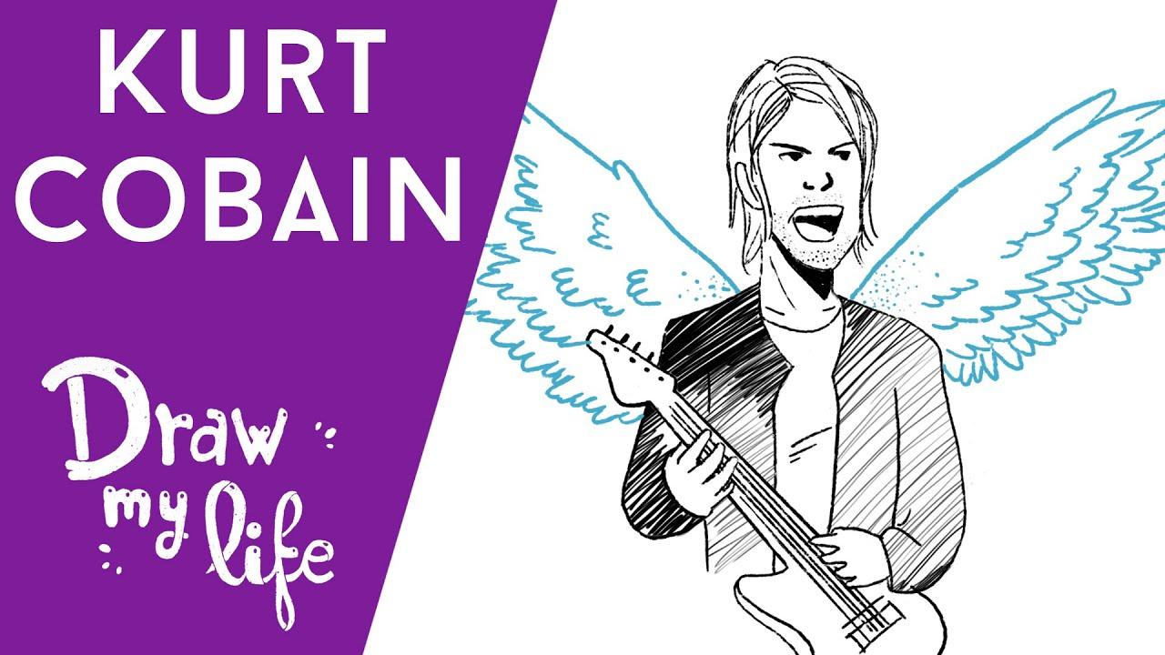 KURT COBAIN - Draw My Life