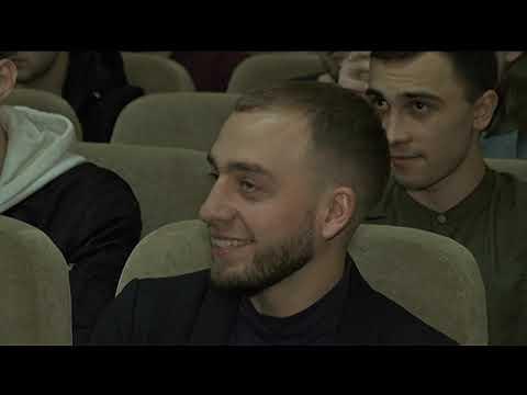 ІРТ Полтава: Кубок сміху серед команд технікумів та коледжів пройшов у міському будинку культури.