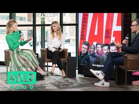 Annabelle Wallis & Leslie Bibb Chat About