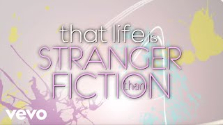 Katharine McPhee - Stranger Than Fiction (Lyric Video)
